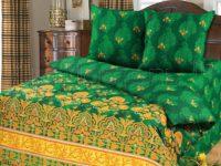 постельное белье артпостель рисунок изумрудный дворец
