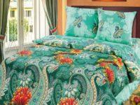 постельное белье артпостель рисунок колибри зеленый