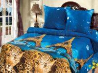 постельное белье артпостель рисунок париж