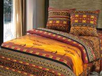 постельное белье артпостель рисунок саванна