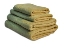 полотенце махровое даргез эдельвейс цвет фисташковый
