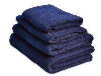 полотенце махровое даргез эдельвейс цвет синий