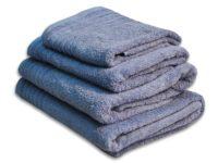 полотенце махровое даргез эдельвейс цвет темно-голубой