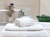 полотенце махровое каригуз элеганс цвет экру