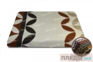 плед флисовый декотекс рис 14